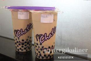 Foto - Makanan(Pearl Milk Tea) di Chatime oleh zizi