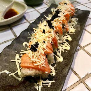 Foto 2 - Makanan di Sushi Tei oleh denise elysia