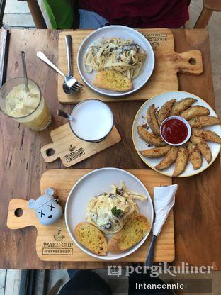 Foto 3 - Makanan di Wake Cup Coffee oleh bataLKurus