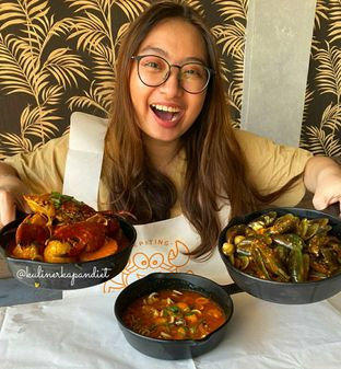 Foto review Kepiting Ngamprak oleh Yohanacandra (@kulinerkapandiet) 4