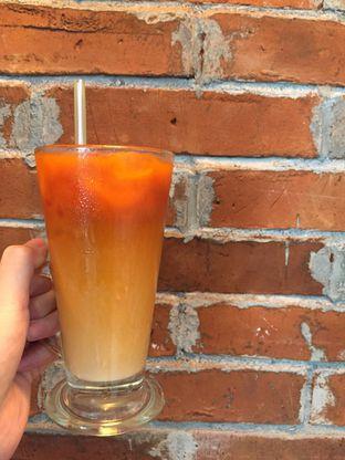 Foto 8 - Makanan(Thai Tea) di Giggle Box oleh lady natali