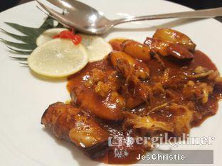 Foto 1 - Makanan(Cumi Bakar Pedas Saus Madu) di Palalada oleh JC Wen