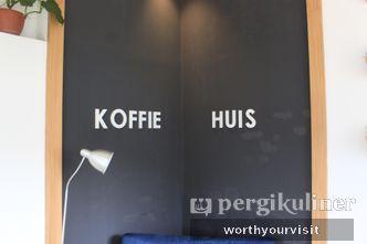 Foto Interior di Jacob Koffie Huis