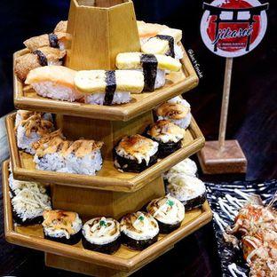 Foto 2 - Makanan di Jikasei Sushi oleh Doctor Foodie