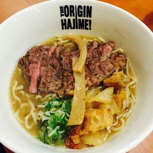 Foto 8 - Makanan(Beef Ramen Hajime) di Hajime Ramen oleh Yolla Fauzia Nuraini