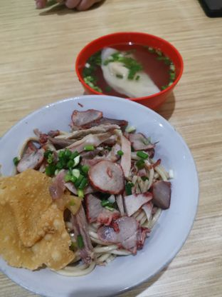 Foto 2 - Makanan(Pangsit Mie UP ) di Depot Aan Ping Lao oleh Angela Debrina