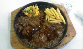Bento Steak