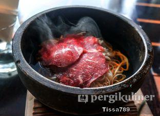 Foto 14 - Makanan(Ishiyaki Wagyu Shabu Shabu Udon) di Enmaru oleh Tissa Kemala