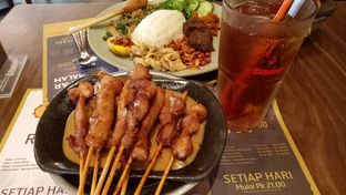 Foto - Makanan di Sate Khas Senayan oleh Sisil Kristian