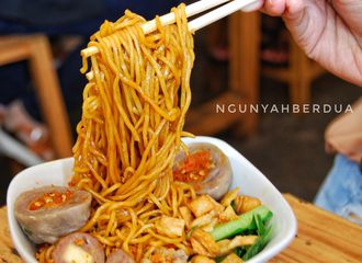 Mie Ayam vs Mie Yamin, di Mana Letak Perbedaan Keduanya?