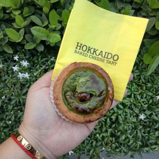 Foto 1 - Makanan di Hokkaido Baked Cheese Tart oleh felicia tammy