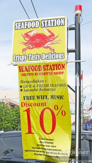 Foto review Seafood Station oleh Miss NomNom 14