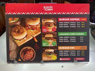 Foto 5 - Menu di Burger Recieh oleh Levina JV (IG : @levina_eat & @levinajv)