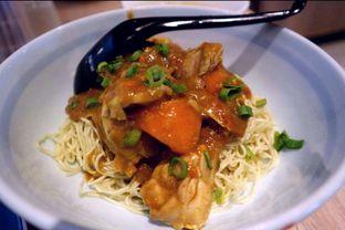 Foto 3 - Makanan di Bakmi Bebe oleh heiyika