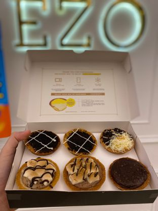 Foto 2 - Makanan di Ezo Hokkaido Cheesecake & Bakery oleh Vryncess Kwok