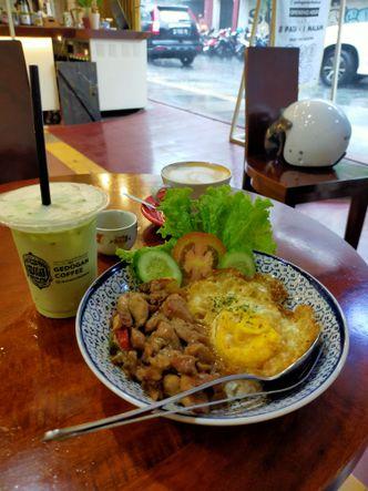 Foto Makanan di Gedogan Coffee House