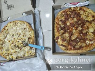 Foto 1 - Makanan di Pizza Hut Delivery (PHD) oleh Debora Setopo