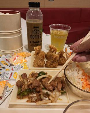 Foto review HokBen (Hoka Hoka Bento) oleh Junior  2