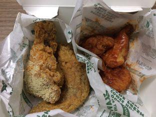 Foto 4 - Makanan di Wingstop oleh Irine