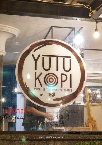 Foto Eksterior di Yutu Kopi