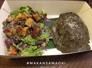 Foto 2 - Makanan di Burgreens Express oleh @makansamaoki