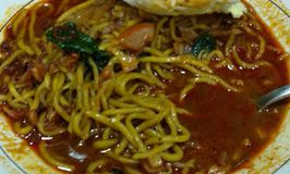 Mie Aceh Rempah Gampong
