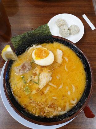 Foto 1 - Makanan di Ramen SeiRock-Ya oleh Yudanto Wibowo