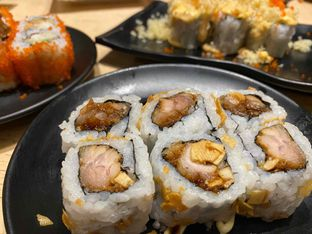 Foto review Sushi Tei oleh Yohanacandra (@kulinerkapandiet) 13