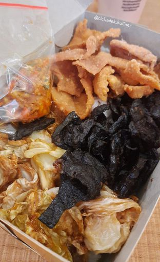 Foto review Nasi Kulit Malam Minggu oleh Jenny (@cici.adek.kuliner) 1