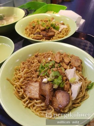 Foto 1 - Makanan di Bakmi Terang Bulan (Sin Chiaw Lok) oleh William Wilz