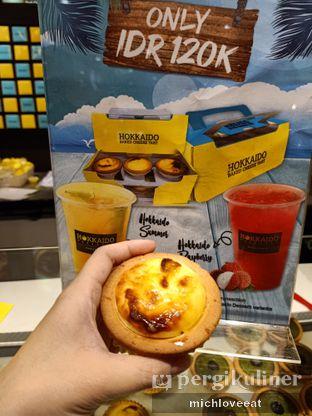 Foto review Hokkaido Baked Cheese Tart oleh Mich Love Eat 5