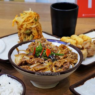 Foto review Gyu Jin Teppan oleh kuliner surabaya 2