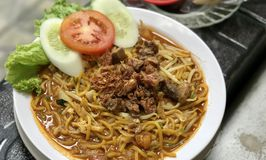 Mie Aceh Bungong Cempaka