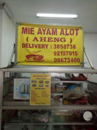 Foto 1 - Eksterior di Mie Ayam Alot (Aheng) oleh @duorakuss