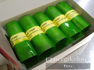 Foto review Pangsit Mie & Lemper Ayam 168 oleh Tirta Lie 8