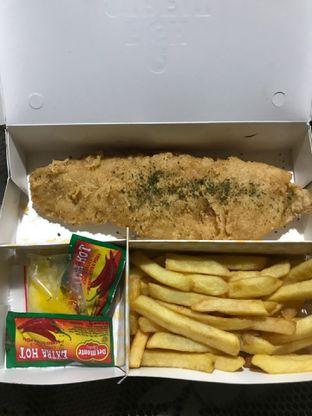 Foto 2 - Makanan di Fish Streat oleh inri cross