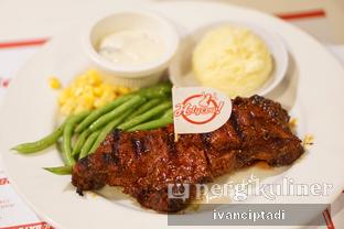 Foto 2 - Makanan(Prime Sirloin) di Holycow! STEAKHOUSE by Chef Afit oleh Ivan Ciptadi @spiceupyourpalette