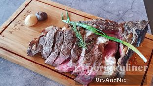 Foto 9 - Makanan(Bisteca a la Altitudine ) di Altitude Grill oleh UrsAndNic