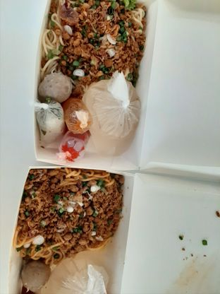 Foto review Mie Ayam Ratu oleh Wigha Wini 3