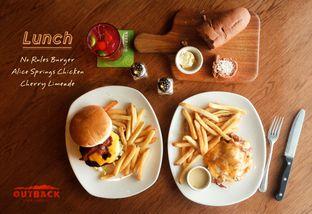 Foto 1 - Makanan di Outback Steakhouse oleh Angelica Fernanda