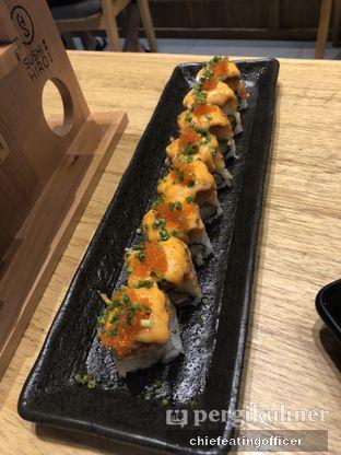 Foto 1 - Makanan di Sushi Hiro oleh feedthecat