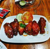 Foto Hot Chicken Wings (IDR 34k) di Milan Pizzeria Cafe