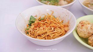 Foto 2 - Makanan(yamien manis) di Bakso Arief oleh @kulineran_aja