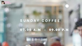 Foto 7 - Interior(Jam Buka) di Sunday Coffee oleh @demialicious