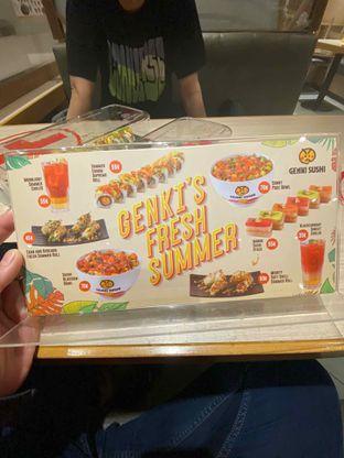 Foto review Genki Sushi oleh Riani Rin 12