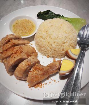 Foto 4 - Makanan(Nasi Ayam Hainam) di Lamian Palace oleh Inge Inge