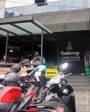 Foto 4 - Eksterior di Railway Coffee Station oleh @kulineran_aja