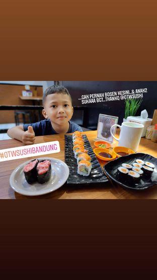 Foto - Makanan di OTW Sushi oleh Niknik Nurdianti