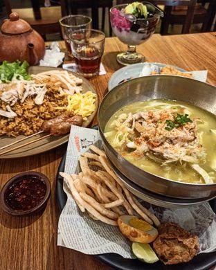 Foto 1 - Makanan di Sate Khas Senayan oleh Junior