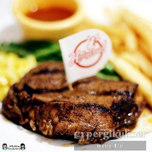 Foto 1 - Makanan(Prime Tenderloin with BBQ Sauce) di Holycow! STEAKHOUSE by Chef Afit oleh Irene Stefannie @_irenefanderland
